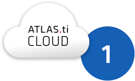 Atlas.ti 1 Cloud
