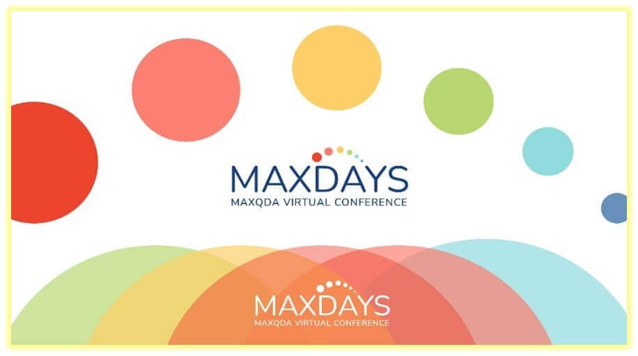 MAXQDAYS_Evento